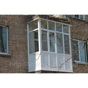 Балкон под ключ в сталинке - балкон, балкон под ключ, балкон.
