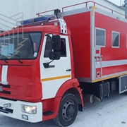 Пожарный штабной автомобиль
