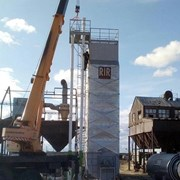 Продали шахтную зерносушилку RIR-20У