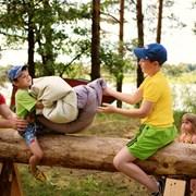 Детский праздник на базе «Дубки»!