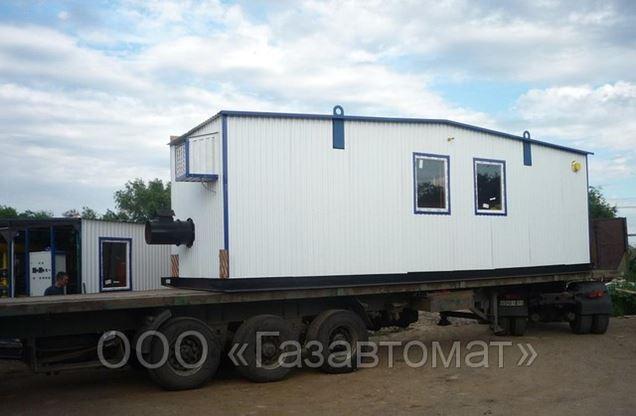 Транспортабельная котельная установка ТКУ-10000