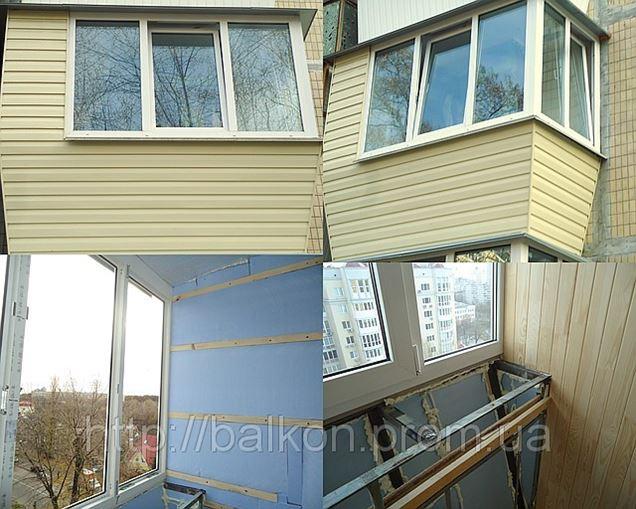 """Балкон под ключ // новость """"комфорт"""" ск, ltd."""