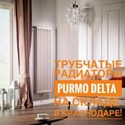 Прекрасные трубчатые радиаторы от PURMO