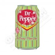 Обновлена линейка напитков Dr. Pepper!
