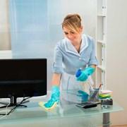 Новая услуга от Clean&Fix – уборщица в офис
