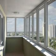 Остекление балконов «под ключ»!