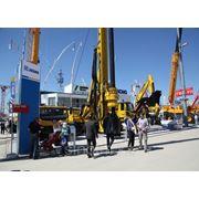 Корпорация XCMG величественно показывает себя на выставке BAUMA-2013 в Мюнхене Германии фотография