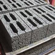 Блоки керамзитобетонные стеновые по 35