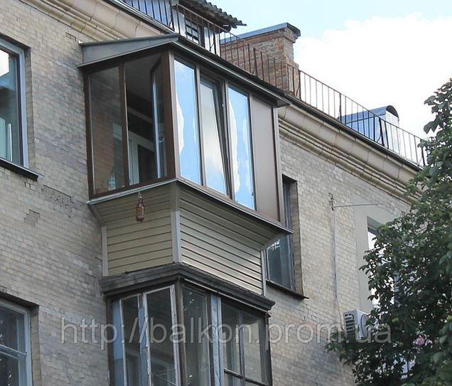 Отремонтировать балкон в сталенке цена.