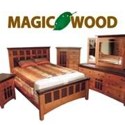 Деревянная мебель из массива, щита и шпона