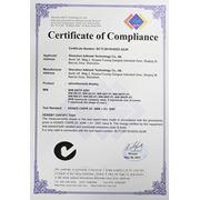 Сертификат C-tick BCTC2011010253-SZJR. Сенсорные и рекламные киоски