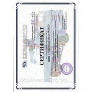 Сертификат Дилерства по Кранам манипуляторам
