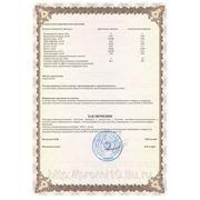 Сертификат СЭС 2