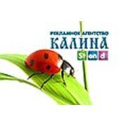 Логотип компании Рекламное агентство «КАЛИНА-stend» (Щёлково)