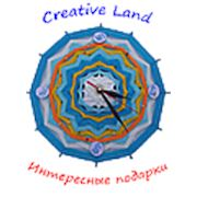 Логотип компании Creative Land (Новосибирск)