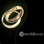 Логотип компании Best Gold Service ювелирная компания  (Киев)