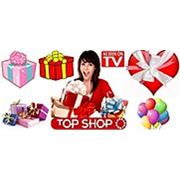 Логотип компании TV SHOP Almaty (Алматы)