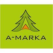"Логотип компании ТОО ""А-МARKA"" (Алматы)"