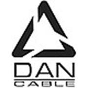 "Логотип компании ТОО ""DAN-CABLE"" (Атырау)"