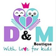 D&M интернет магазин детских игрушек и товаров для детей