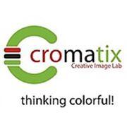 Логотип компании «CURCUBET STUDIO» S.R.L. CROMATIX CREATIVE IMAGE LAB (Кишинёв)