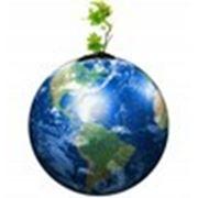 Логотип компании Мир здоровья (Киев)