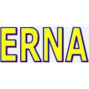 Логотип компании ЭРНА (Умань)
