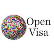 Логотип компании опенвиза (Донецк)