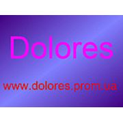 Логотип компании Интернет-магазин Dolores: женская одежда и аксессуары (Киев)