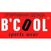 Логотип компании «B'cool» —оптовый интернет-магазин женской спортивной одежды (Одесса)