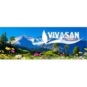 Логотип компании Вивасан (Ташкент)