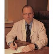 Логотип компании Врач психиатр-нарколог Покровский Даниил Геннадьевич (Тверь)
