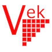 Логотип компании OOO «VEK» (Ташкент)