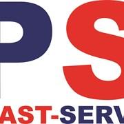 Логотип компании Пласт-Сервис (Санкт-Петербург)