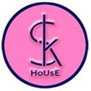 Логотип компании SK-HOUSE (Харьков)