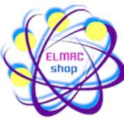 """Логотип компании Интернет-магазин """"ELMAC SHOP"""" (Запорожье)"""