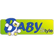 """Логотип компании Детская одежда оптом из Турции """"Babystyle"""" (Донецк)"""