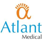 Логотип компании Атлант Медикал (Казань)