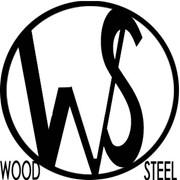 Логотип компании Wood&Steel (Киев)