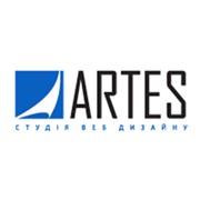 Логотип компании Artes / Артес, Студия web дизайна (Тернополь)