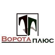 """Ворота ПЛЮС"""