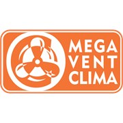 Логотип компании Megavent Clima (Бельцы)