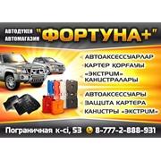 Логотип компании Фортуна-плюс,автомагазин, ИП (Усть-Каменогорск)