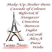 Логотип компании Twiggy Shop (Одесса)