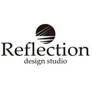 Логотип компании Дизайн-студия Отражение, ООО (Краснодар)