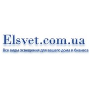 Логотип компании Элсвет (Elsvet), ЧП (Донецк)