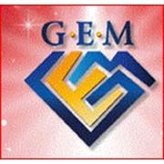 Логотип компании Gem (Гем), ООО (Химки)