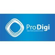 Логотип компании ProDigi (ПроДиджи) (Алматы)