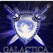 Логотип компании Галактика (Львов)