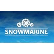 Логотип компании SNOWMARINE (Архангельск)